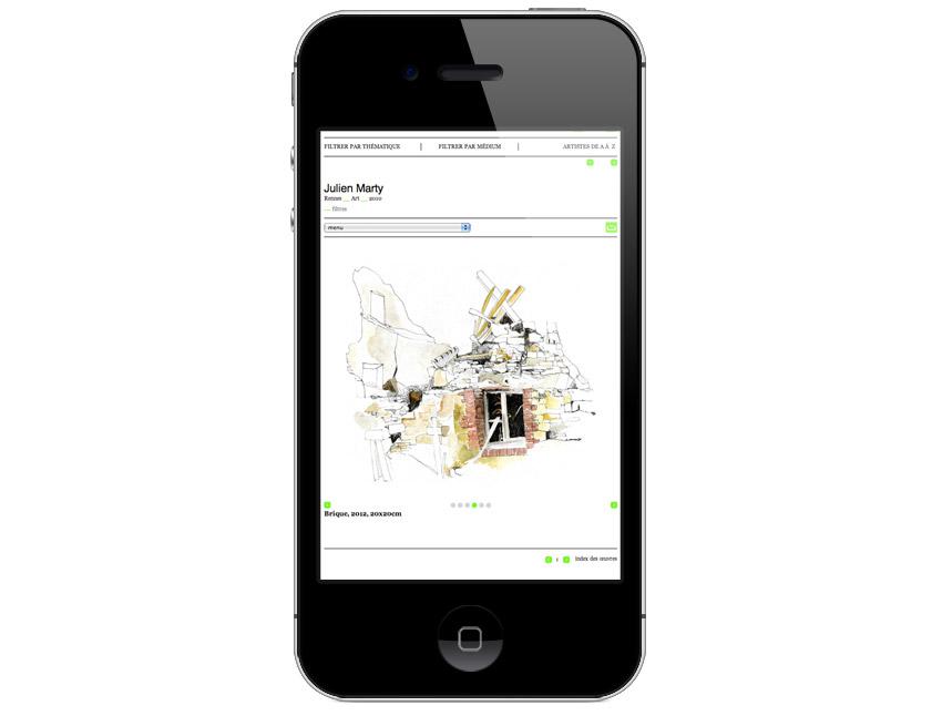 base.ddab.org sur mobile
